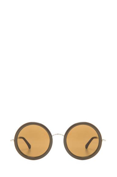 Signature Round Sunglasses