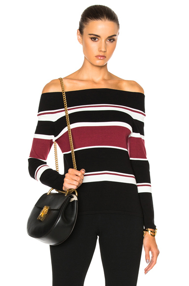 Audrey Off the Shoulder Sweater