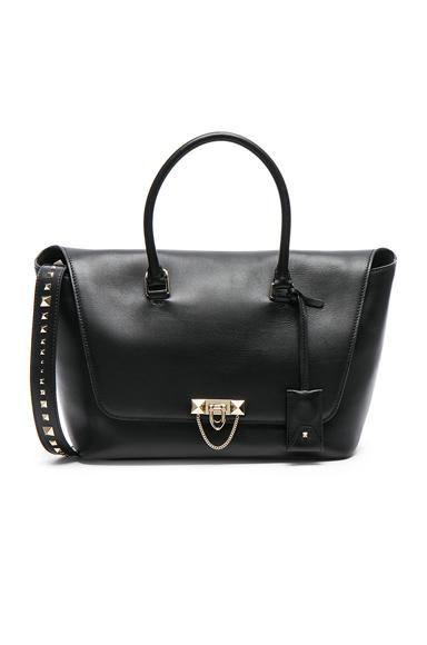Demilune Double Handle Bag