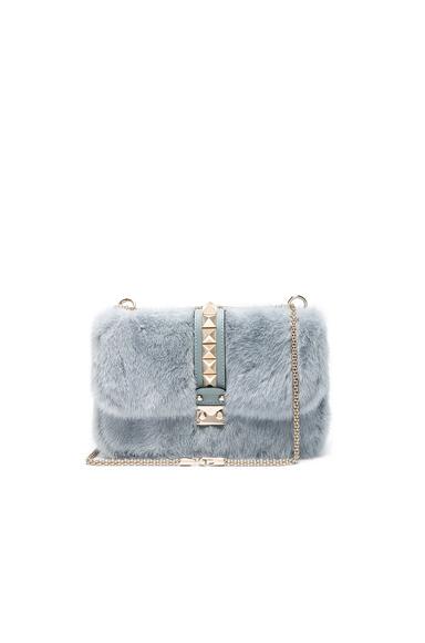 Medium Lock Shoulder Bag