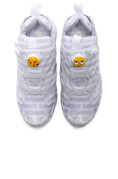 x Reebok Logo Instapump Fury Sneakers