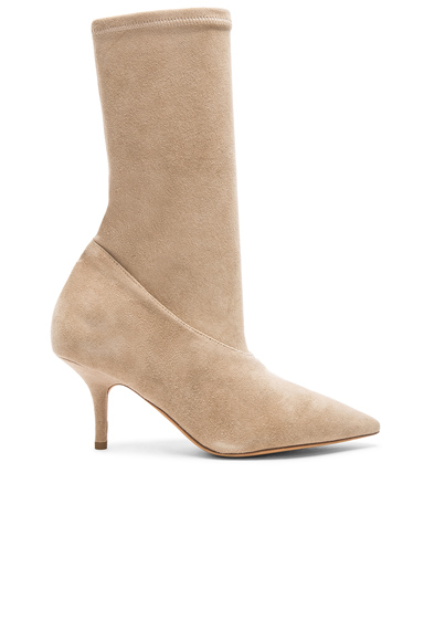 Season 5 Suede Ankle Boots