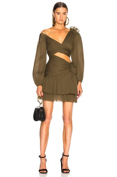 for FWRD Golden Surfer Dress