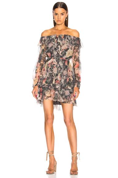 For FWRD Sunny Off Shoulder Dress