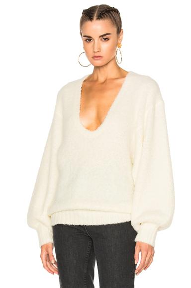 for FWRD Cavalier Fluffy Knit Sweater